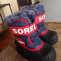 Sorel Snow Boots Size 6- Toddler Photo