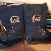 Sorel Snow Boots Size 9 Photo