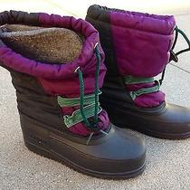 Sorel Snow Boots Youth Size 1  Photo