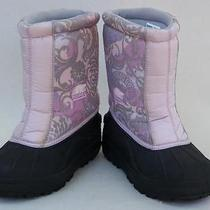Sorel Snow Command Youth Girl Snow Bootssize 2 Photo