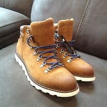 Sorel Suede Hiking Boot Size 9.5 New Authentic Brown Photo