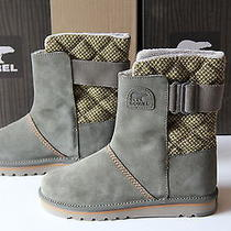 Sorel the Campus Boots Size 8.5 New in Box Photo