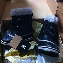 Sorel Toddler's 7 Black  Photo