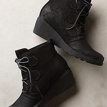 Sorel Toronto Lace Black Boots Size 7 New With Defect  Photo