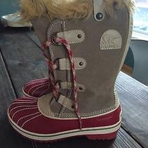 Sorel Waterproof Winter Boots Photo
