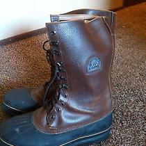 Sorel Winter Boot Photo