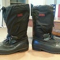 Sorel Women's Black Snow Boots Size 5 Photo