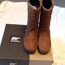 Sorel Women's Boots New With Box Photo