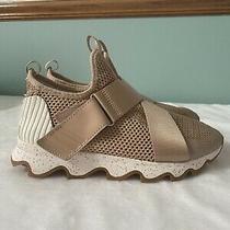 Sorel Women Sneaker Tan Size 8 Photo