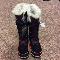 Sorel Women Waterproof Boots Water Size 7 Photo