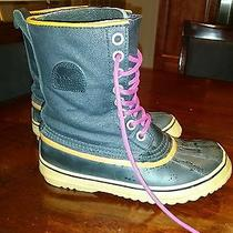 Sorel Womens Premium Snow Boot for Heavy Snow Waterproof Photo