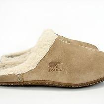 Sorel Womens Slippers Size 9 Nakisika Shoes Winter Slip on Slide In Photo