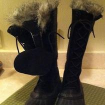 Sorel Womens Waterproof Winter Boots Photo