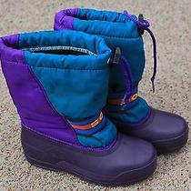 Sorel Youth sz.2 Snow Boots Photo