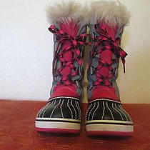Sorel Youth Tofino Winter Snow Boots Photo
