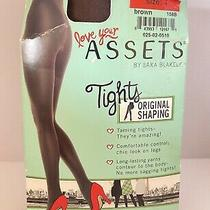 Spanx Love Your Assests Original Shaping Tights Size 1 Brown 1578b New  Photo
