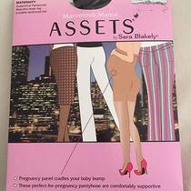 Spanx Maternity Black Tights Sz 2 Marvelous Mama by Sara Blakely Photo