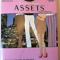 Spanx Maternity Pantyhose Size 2 Black Marvelous Mama by Sara Blakely Photo