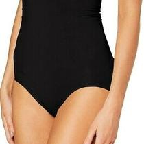 Spanx Oncore Womens High Waisted Brief Ps1815  Very Black 1x  Nwt Photo