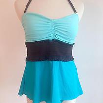 Spanx Tankini 2 Piece Swimsuit Size 8 Photo