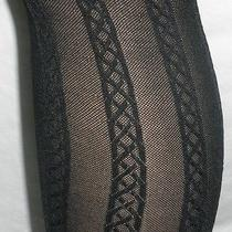 Spanx Tight End Tights a Black Women's New Bodyshaping Corset Patterned  Photo