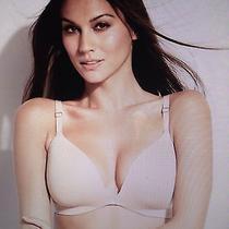 Spanx Wireless Bra 34c Show Girls 1689 Nude New Photo