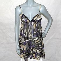 Sparkle & Fade Urban Outfitters Lingerie Nightie Teddy Nightgown Purple Size S Photo