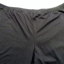 Special  Grace Elements Nwt Womens 2way Stretch Pants 2x  Black 69.00 Designer Photo