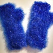 Special Offer 420g Luxury Charisma Mohair Mega Thick Glamorous Gloves/mittens. Photo