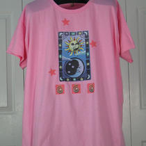 Specialtees- Charity S/s Tee W/ Elements Art Large  by X Blue Fish Artist  Photo