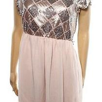 Speechless New Pink Blush Womens Size Large L Sequined Sheath Dress 52 028 Deal Photo