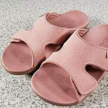 Spenco -  Orthotic Slide Sandals - Kholo Boheme - Blush Pink - 8 W Photo