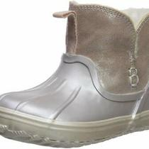 Sperry Kids' Waypoint Boot Ankle Blush/silver Size 1.0 5dzx Photo