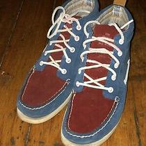 Sperry Top Sider Band of Outsiders Chukka Boat Shoes Rowing Blazer Apc Acne 10 Photo