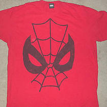Spider-Manspideymarvel Comics Superheropeter Parker (Xl) T Shirt  Photo