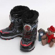 Spiderman  Kids Children Parker2 Winter Boots (160mm) Photo