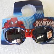 Spiderman Toddler Boys Sunglasses Sun Glasses Shades Marvel Super Hero Spidey Photo