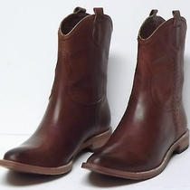 Spirit by Lucchese Womens Cassie Pull-on Boots Cognac Size 8 M New Photo