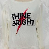 Spiritual Gangster Savasana Shine Bright Long Sleeve Medium What Yoga Shirt Photo