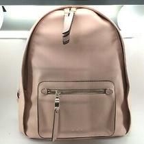Splendid Angel City Ladies Large Blush Faux Leather Backpack  4acy32vgbls Photo