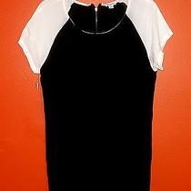 Splendid Black and White Dress Photo