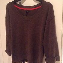 Splendid Cashmere Sweater Size Large Photo