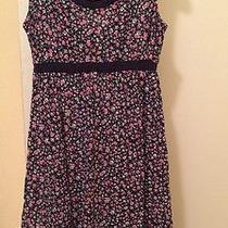 Splendid Dress 14 Children  Flower Print Photo