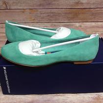 Splendid Footwear Newberry Clover Ks Kid Suede Womens Size 6.5 M Photo