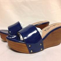 Splendid Greenville Wedge Sandal   New W/box Photo