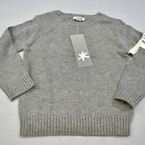 Splendid Kids Knit Varsity Sweater Toddler Boy's Size 2t Charcoal New Photo