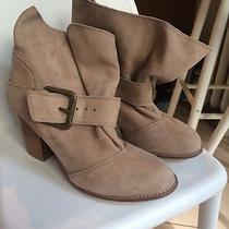 Splendid Long Beach Ankle Boot - Wheat 8.5 Like New Photo