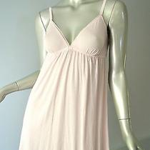 Splendid Pale Pink Nightie Chemise Nwt Size Small - Modal Pajamas Photo