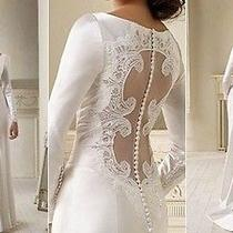 Splendid Twilight Bella Wedding Dress Bridal Gown Sizecustom Free Shipping Photo