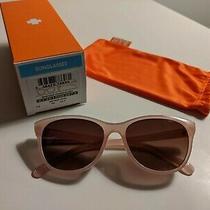 Spy Spritzer Sunglasses Newtranslucent Blush Frame With Bronze Fade Lens Photo